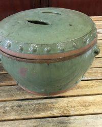 Ceramic Bowl with Lid