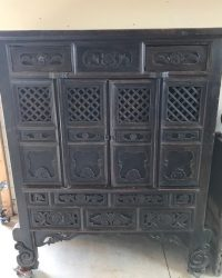 Family Shrine Cabinet